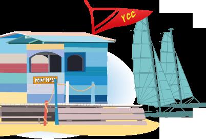 Yacht Club Cavalaire réservation en ligne